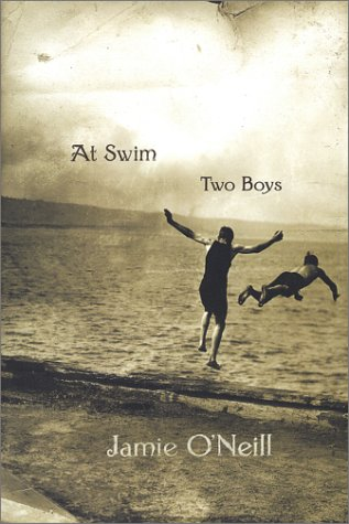 9780743222945: At Swim, Two Boys: A Novel