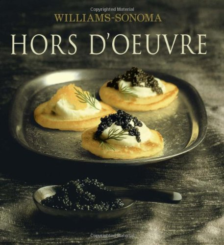 9780743224420: Hors D'Oeuvre: William Sonoma Collection