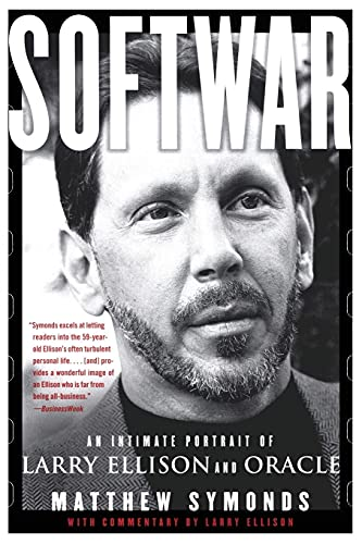 9780743225052: Softwar: An Intimate Portrait of Larry Ellison and Oracle