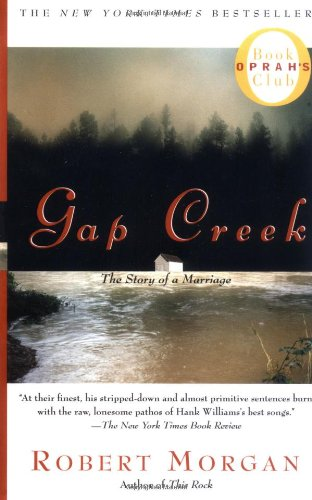 9780743225359: Gap Creek: The Story of a Marriage (Oprah's Book Club)