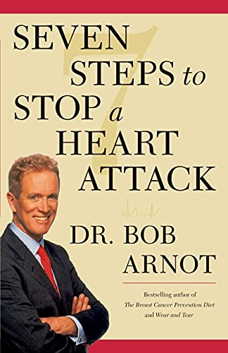 9780743225595: Seven Steps to Stop a Heart Attack