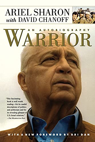 9780743225663: Warrior: The Autobiography of Ariel Sharon