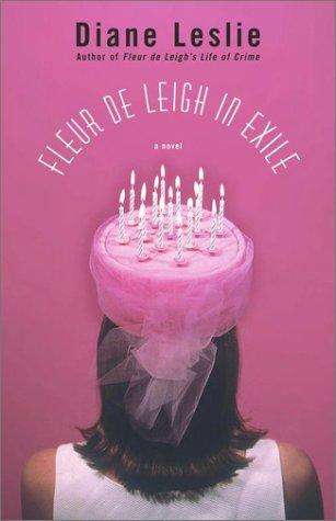 9780743226080: Fleur de Leigh in Exile: A Novel