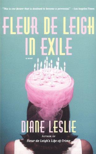 9780743226097: Fleur de Leigh in Exile: A Novel