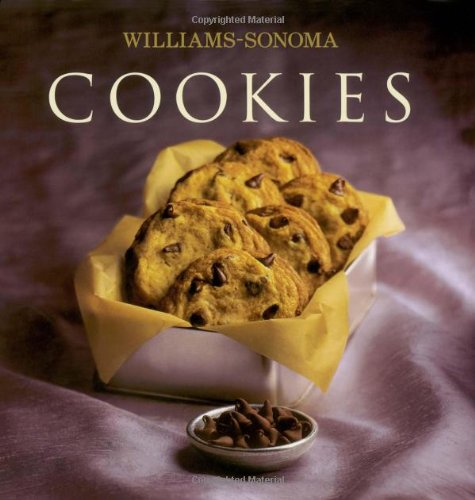 9780743226837: Williams-Sonoma Collection: Cookies