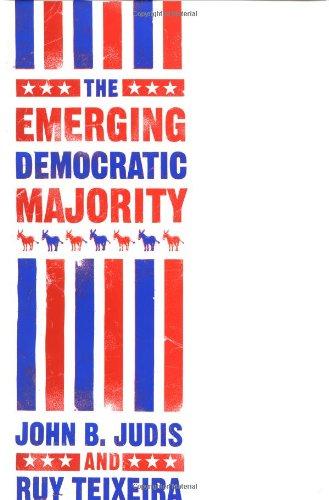 9780743226912: The Emerging Democratic Majority (Lisa Drew Books)