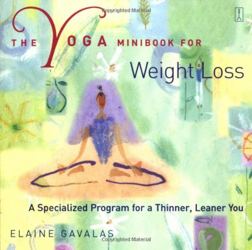 9780743226981: Yoga Minibook for Weight Loss: A Specialised Programme for a Thinner, Leaner You