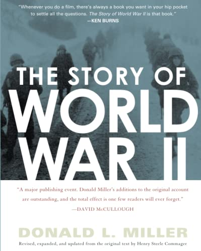 9780743227186: The Story of World War II: Revised, expanded, and updated from the original text by Henry Steele Commanger