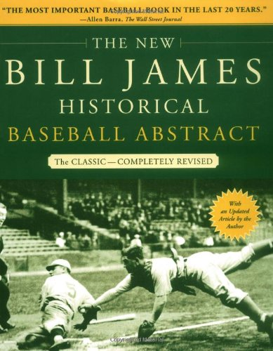 9780743227223: The New Bill James Historical Baseball Abstract: The Classic