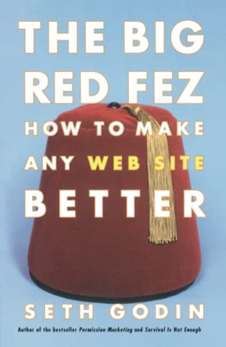 9780743227902: The Big Red Fez: How to Make Any Web Site Better