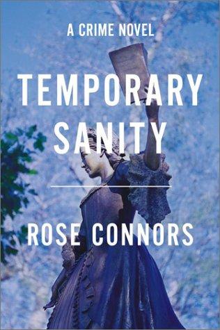9780743229074: Temporary Sanity: A Crime Novel