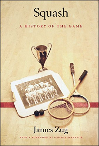 9780743229906: Squash: A History of the Game