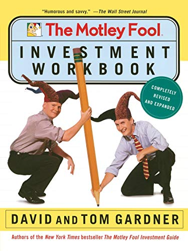 9780743229982: The Motley Fool Investment Workbook (Motley Fool Books)