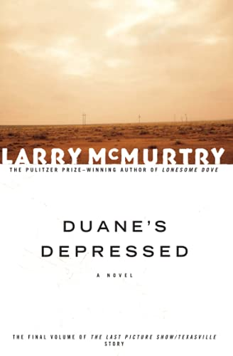 9780743230155: Duane's Depressed: A Novel (Last Picture Show Trilogy)