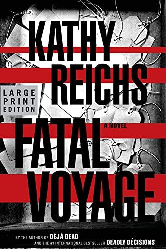 9780743230353: Fatal Voyage (Temperance Brennan Novels)