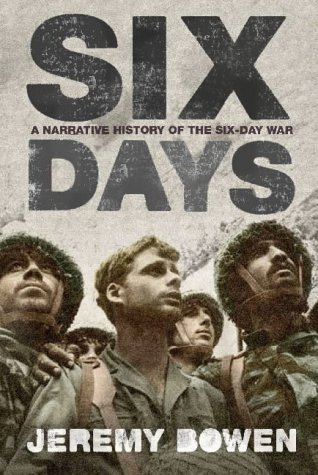 9780743230957: Six Days: How the 1967 War Shaped the Middle East