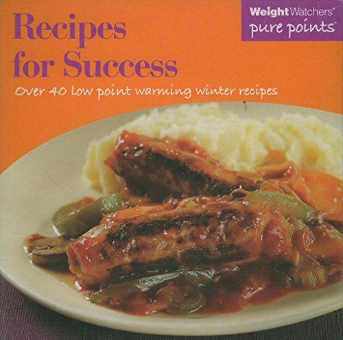 9780743231343: Recipes for Success (WeightWatchers Pure Points)