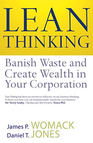 9780743231640: Lean Thinking: Banish Waste and Create Wealth in Your Corporation