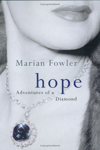 9780743231855: Hope : Adventures of a Diamond