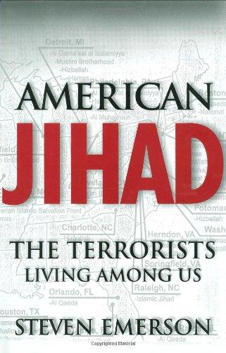 9780743233248: American Jihad: The Terrorists Living among Us