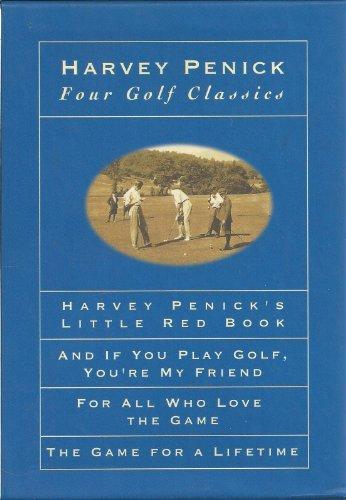 9780743233682: Four Golf Classics by Harvey Penick