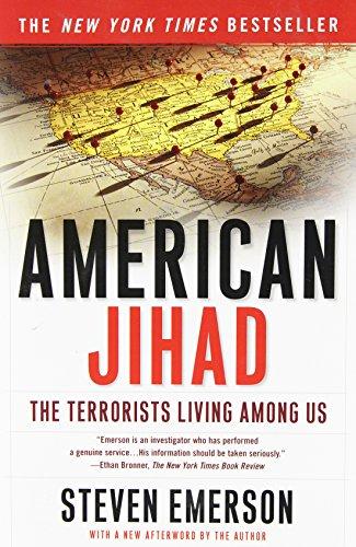 9780743234351: American Jihad: The Terrorists Living among Us