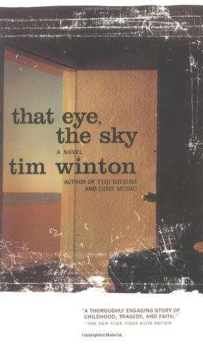 9780743234429: That Eye, the Sky: A Novel