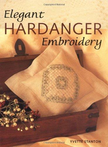 9780743234559: Elegant Hardanger Embroidery