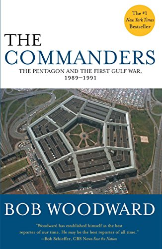 The Commanders: Woodward, Bob