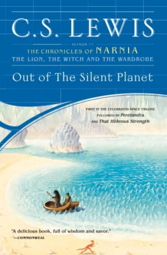 9780743234900: Out of the Silent Planet (Space Trilogy (Paperback))