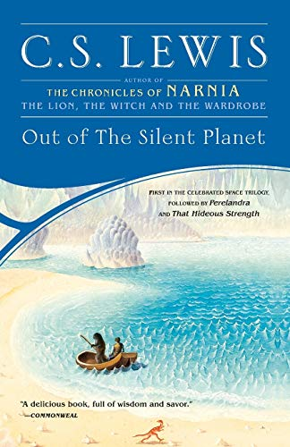 9780743234900: Out of the Silent Planet (Space Trilogy)