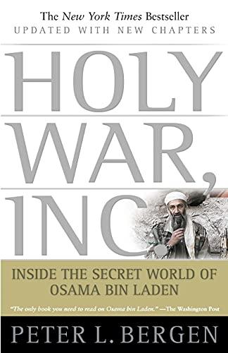 9780743234955: Holy War Inc: Inside the Secret World of Osama Bin Laden