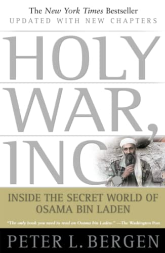 9780743234955: Holy War, Inc.: Inside the Secret World of Osama bin Laden