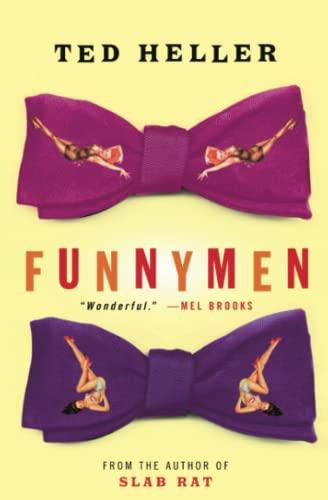 9780743235006: Funnymen: A Novel