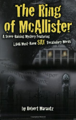 9780743235204: The Ring of McAllister: A Score-Raising Mystery Featuring 1,000 Must-Know SAT Vocabulary Words