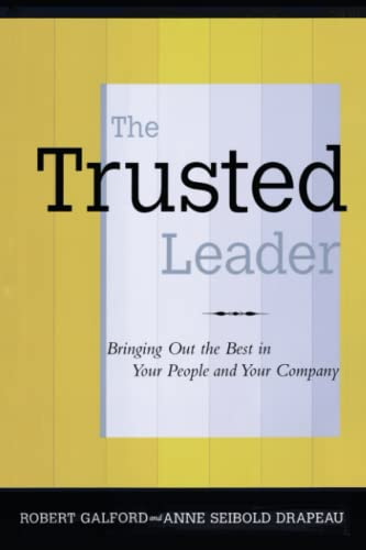 9780743235402: The Trusted Leader