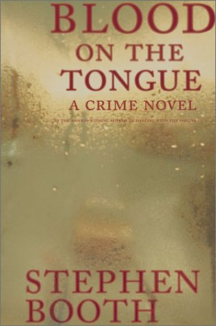 9780743236188: Blood on the Tongue: A Crime Novel
