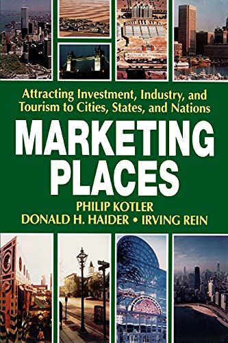 9780743236362: Marketing Places