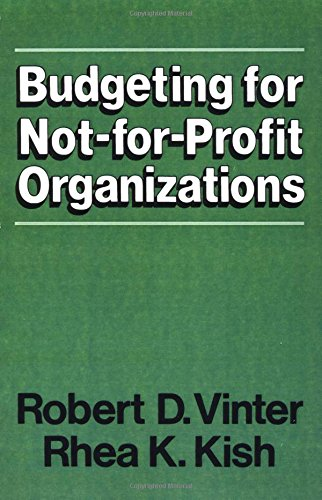 9780743236430: Budgeting for Not-for-Profit Organizations