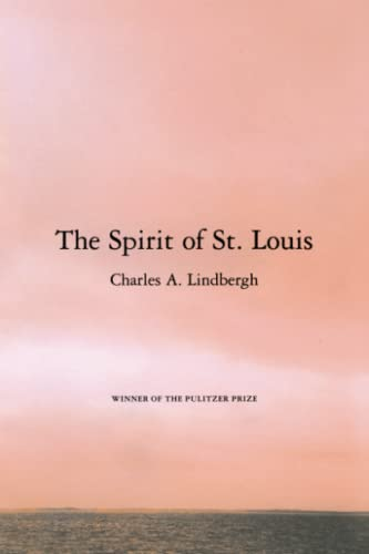 9780743237055: The Spirit of St. Louis
