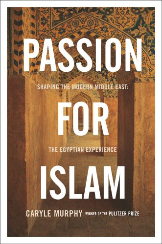 9780743237437: PASSION FOR ISLAM : SHAPING THE MODERN MIDDLE EAST : THE EGYPTIAN EXPERIENCE