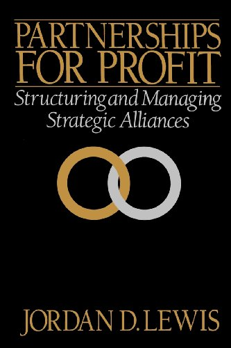9780743237635: Partnerships for Profit: Structuring and Managing Strategic Alliances