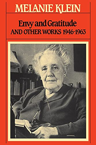 9780743237758: Envy and Gratitude and Other Works, 1946 - 1963