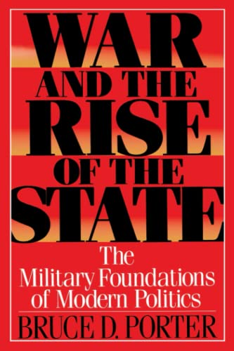 9780743237789: War and the Rise of the State