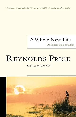 9780743238540: A Whole New Life: An Illness and a Healing