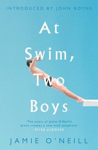 9780743239356: At Swim, Two Boys