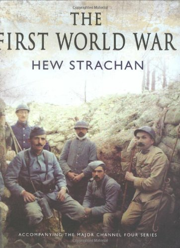 9780743239592: The First World War: A New Illustrated History