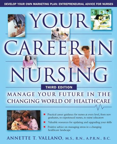9780743241083: Your Career in Nursing: Manage Your Future in the Changing World of Healthcare