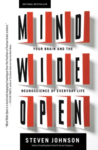 9780743241663: Mind Wide Open: Your Brain And The Neuroscience Of Everyday Life