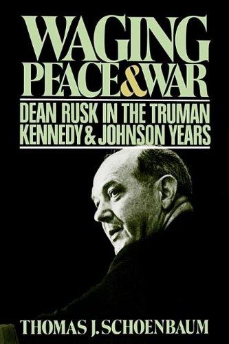 9780743241786: Waging Peace & War